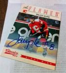 Panini America Classics Signatures Hockey Pre-Auto 39