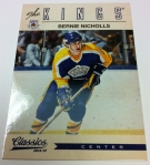 Panini America Classics Signatures Hockey Pre-Auto 4