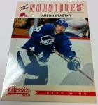 Panini America Classics Signatures Hockey Pre-Auto 5