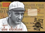 Panini America Golden Age Black Sox Jackson