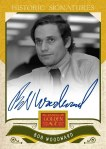Panini America Golden Age Historic Signature Woodward