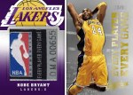 Panini America 2012-13 Absolute Basketball Kobe