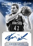 Panini America 2012-13 Absolute Basketball Love