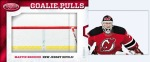 Panini America 2012-13 Certified Hockey Brodeur Out