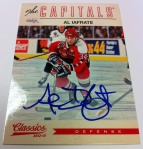 Panini America 2012-13 Classics Signatures Early 12