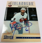 Panini America 2012-13 Classics Signatures Early 13