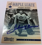 Panini America 2012-13 Classics Signatures Early 2