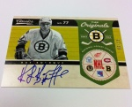 Panini America 2012-13 Classics Signatures Early 26