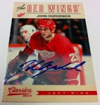 Panini America 2012-13 Classics Signatures Early 27