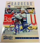 Panini America 2012-13 Classics Signatures Early 28