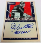 Panini America 2012-13 Classics Signatures Early 29