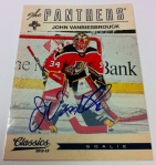 Panini America 2012-13 Classics Signatures Early 30
