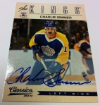 Panini America 2012-13 Classics Signatures Early 4