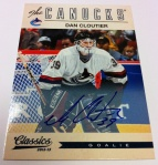 Panini America 2012-13 Classics Signatures Early 7