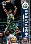 Panini America 2012-13 Threads Basketball High Flyers 12