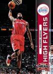 Panini America 2012-13 Threads Basketball High Flyers 13