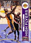 Panini America 2012-13 Threads Basketball High Flyers 25