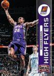 Panini America 2012-13 Threads Basketball High Flyers 27