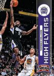Panini America 2012-13 Threads Basketball High Flyers 28
