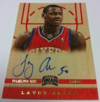 Panini America 2012-13 Threads Basketball QC Tease 58