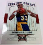 Panini America 2012-13 Threads Basketball QC Tease 6