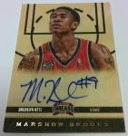 Panini America 2012-13 Threads Basketball QC Tease 65