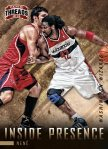 Panini America 2012-13 Threads Inside Presence 23