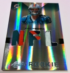 Panini America 2012 Absolute FB Pre-Ink 12