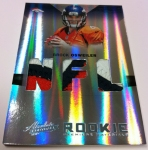 Panini America 2012 Absolute FB Pre-Ink 13