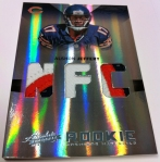 Panini America 2012 Absolute FB Pre-Ink 16