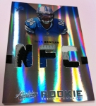 Panini America 2012 Absolute FB Pre-Ink 20