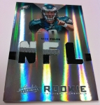 Panini America 2012 Absolute FB Pre-Ink 30