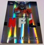 Panini America 2012 Absolute FB Pre-Ink 32