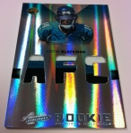 Panini America 2012 Absolute FB Pre-Ink 33