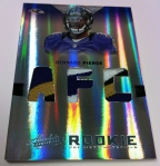 Panini America 2012 Absolute FB Pre-Ink 35
