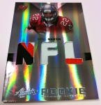 Panini America 2012 Absolute FB Pre-Ink 6