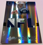 Panini America 2012 Absolute FB Pre-Ink 8
