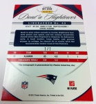 Panini America 2012 Certified FB QC 19
