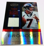 Panini America 2012 Certified FB QC 21