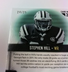Panini America 2012 Certified FB QC 25