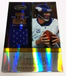Panini America 2012 Certified FB QC 36