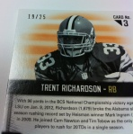 Panini America 2012 Certified FB QC 49