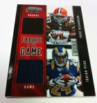 Panini America 2012 Certified FB QC 53