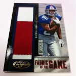 Panini America 2012 Certified FB QC 57