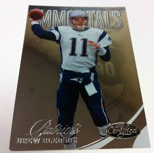 Panini America 2012 Certified FB QC 58