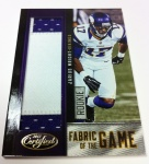Panini America 2012 Certified FB QC 6