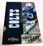 Panini America 2012 Certified FB QC Two 18