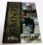 Panini America 2012 Certified FB QC Two 19