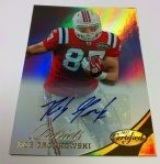 Panini America 2012 Certified FB QC Two 25