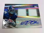 Panini America 2012 Certified FB QC Two 30